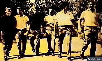 Παναθηναϊκοί και ΑΕΚτσήδες μαζί πριν από ευρωπαϊκούς αγώνες του 1964
