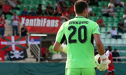 Τρομερό λάθος του Ζίβκοβιτς στο 1-0 του Παναιτωλικού (video)