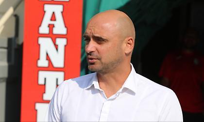Ράσταβατς: «Δεν είμαι ικανοποιημένος με το αποτέλεσμα»