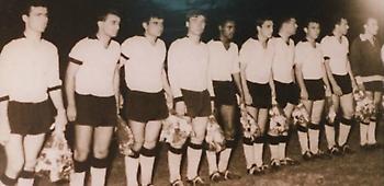 Άρης – Ρόμα 0-0: Το πρώτο ευρωπαϊκό ματς του συλλόγου της Θεσσαλονίκης