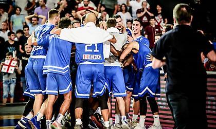 Τα «μπράβο» του Παναθηναϊκού στην Εθνική μπάσκετ
