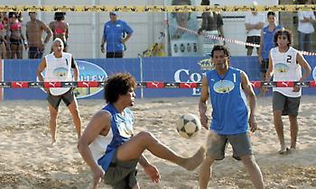 Tο 1ο Ευρωπαϊκό Τουρνουά Footvolley επί ελληνικού εδάφους είναι γεγονός! (video)
