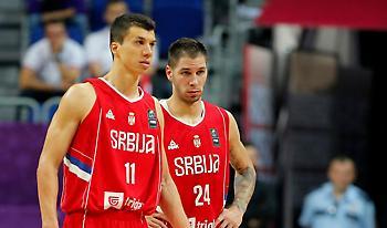 Γιόβιτς και Λούτσιτς παίζουν με Ισραήλ