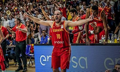 Νικήτρια η Ισπανία σε ματς-θρίλερ κόντρα στους εντυπωσιακούς Στρέλνιεκς, Τίμα (video)