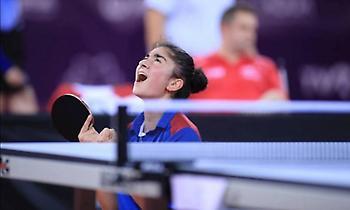 Αρχή την Τρίτη στο Ευρωπαϊκό Πρωτάθλημα πινγκ πονγκ ατομικών με Σγουρόπουλο, Κρεάνγκα, Τόλιου