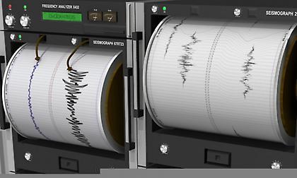 Σεισμός 4,3 ρίχτερ ταρακούνησε την Πάτρα