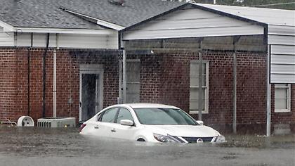 Τυφώνας Florence: Τουλάχιστον 31 οι νεκροί από τις καταστροφικές πλημμύρες στις νοτιοανατολικές ΗΠΑ