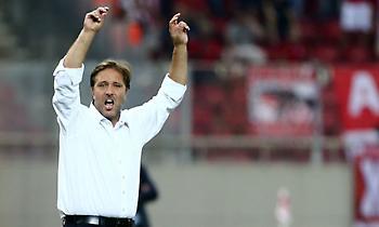 Νικολακόπουλος: «Σημασία έχει το ροτέισον, όχι η νίκη με τη Μπέτις!!!»