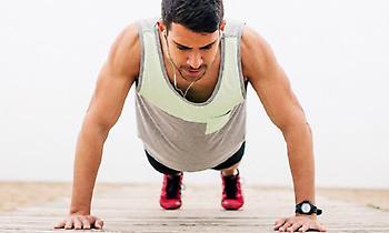 Τι θα συμβεί στο σώμα σου αν κάνεις 100 push ups την ημέρα; (video)