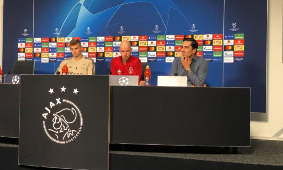 Τεν Χαγκ: «Πολύ έξυπνη ομάδα η ΑΕΚ»