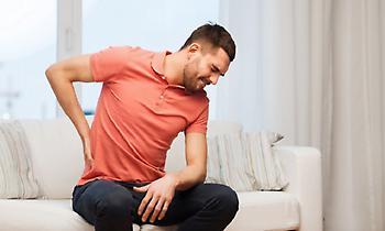 Τροφές που σας ανακουφίζουν από τους πόνους στη μέση