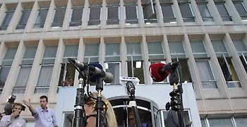 Η στάση της ΕΡΤ στο εμπάργκο της ΝΔ για τον Καψώχα - Αντιδράσεις κομμάτων