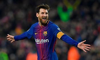 Ο Μέσι πέτυχε το πρώτο γκολ του Champions League. Και ήταν… γκολάρα! (video)