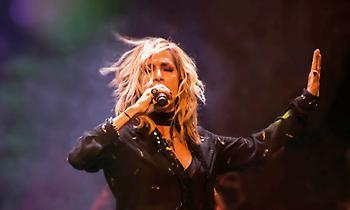 Η Άννα Βίσση ξεκινάει εμφανίσεις στην Θεσσαλονίκη