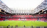 Η διαχείριση της «Johan Cruyff Arena» και το νέο γήπεδο της ΑΕΚ