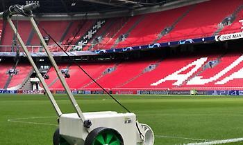 Προετοιμάζεται το «Johan Cruyff Arena» να υποδεχθεί την ΑΕΚ (vid/pics)