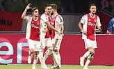 Φοβερός Τάντιτς, γκολ ο Φαν Ντε Μπέικ και 2-0 ο Άγιαξ την ΑΕΚ (video)