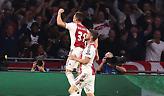 Απίστευτα τυχερό γκολ του Ταλιαφίκο και 3-0 ο Άγιαξ (video)