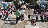 Διεθνής Αμνηστία: Άθλιες και απάνθρωπες οι συνθήκες για τους πρόσφυγες στα ελληνικά νησιά