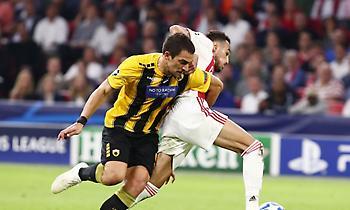 Λαμπρόπουλος: «Χάσαμε την αυτοσυγκέντρωσή μας μετά το 1-0»