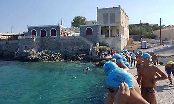 Έκλεψε τις εντυπώσεις το «Syros Aquathlon 2018»