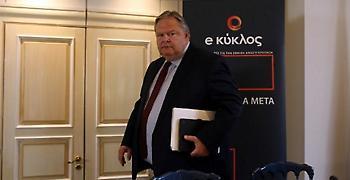 Ευ. Βενιζέλος: Βαθιά πολιτικό το πρόβλημα της ελληνικής οικονομίας