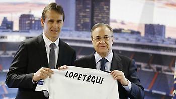 Πέρεθ σε Λοπετέγκι: «Προτεραιότητα το Champions League με αντίπαλο την Μπαρτσελόνα»