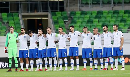 Σταθερή στο FIFA ranking η Ελλάδα, κορυφή για Βέλγιο-Γαλλία