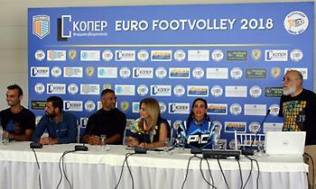 Όλα έτοιμα για το 1ο Ευρωπαϊκό Τουρνουά Footvolley στο Αγρίνιο (pics, video)