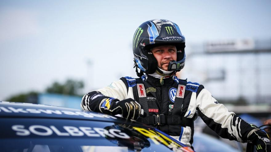 Επιστρέφει στο WRC για έναν αγώνα ο Σόλμπεργκ