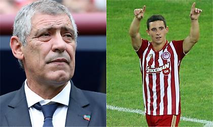 Νικολακόπουλος: «Ο Σάντος βλέπει απόψε τον Ποντένσε»