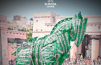 Η Μπέτις μιλά για… κατάκτηση της Αθήνας με «Δούρειο Ίππο» (pic)