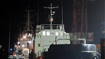 Κακουργηματικές διώξεις σε βάρος μελών του πληρώματος του πλοίου με τα λαθραία τσιγάρα της ΣΕΚΑΠ