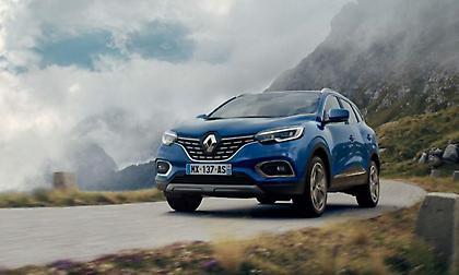 Νέο Renault Kadjar
