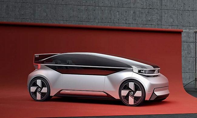 Η Volvo «δημιουργεί» το μέλλον
