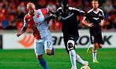Προβάδισμα για Σλάβια Πράγας, «ελληνικά» γκολ στην Κοπεγχάγη