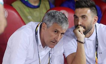 Σετιέν: «Ήμασταν καλύτεροι από τον Ολυμπιακό, ο Μαρτίνς μου έδωσε συγχαρητήρια»