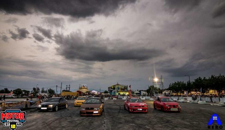 Ανοίγει η αυλαία του 13ου Motor Festival της Κορίνθου!