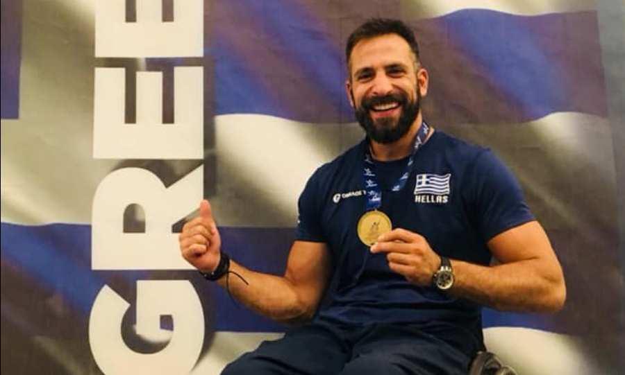 Χάλκινο μετάλλιο ο Τριανταφύλλου στη σπάθη στο Ευρωπαϊκό Πρωτάθλημα