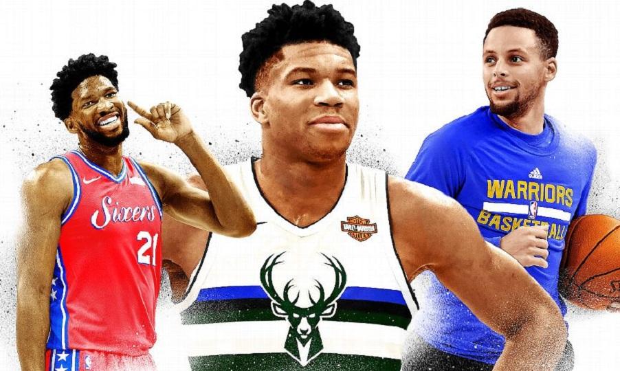 Τέταρτος στη λίστα των κορυφαίων του ΝΒΑ ο Γιάννης σύμφωνα με το ESPN