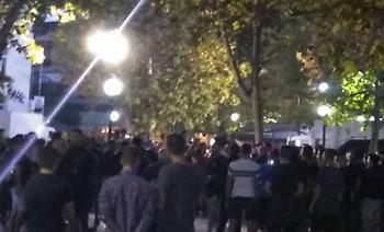 Νέα πορεία διαμαρτυρίας κατά της διοίκησης της ΑΕΛ