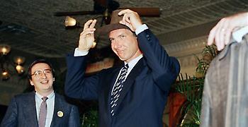 Πωλήθηκε το καπέλο του Ιντιάνα Τζόουνς για... μόλις 400.000 λίρες