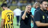 Ερέρα: «Παίζουμε καλό ποδόσφαιρο κι έρχονται και οι νίκες»