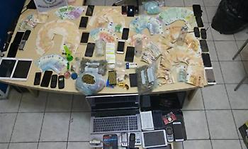 Μία ακόμα εξάρθρωση κυκλώματος ναρκωτικών από το Λιμενικό