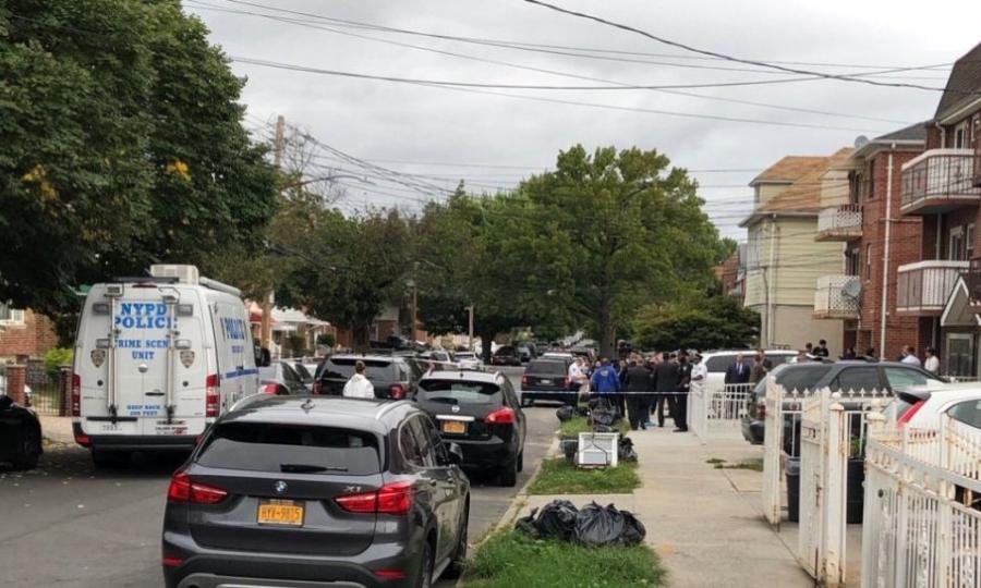 Αιματηρή επίθεση με μαχαίρι σε βρεφονηπιακό σταθμό της Νέας Υόρκης