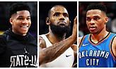 NBA: Αυτοί είναι οι TOP 10 παίκτες του πλανήτη!