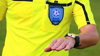 Θλίψη: «Έφυγε» ο νεαρός διαιτητής Ντοσίδης