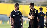 Αϊντάρεβιτς: «Δεν θα φύγω τον Ιανουάριο, ο προπονητής ήθελε να μείνω»