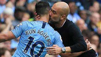Γκουαρντιόλα: «Ο Αγουέρο είναι σημαντικός παίκτης για ολόκληρο το σύλλογο»