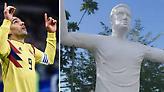 Το άγαλμα του Φαλκάο είναι χειρότερο και από του Ρονάλντο (pics)